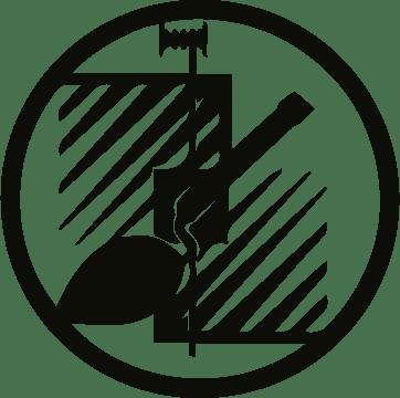 Fliesenleger - Zunftzeichen